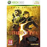 Résident Evil 5 Gold Edition (Xbox 360)