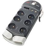 APC Home/Office SurgeArrest - 6 prises avec protection Tel & Coax - 230V