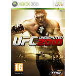 UFC 2010 : Undisputed (Xbox 360)