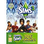 Les Sims 3 : Créer un Sim (PC)