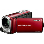 Sony DCR-SX34 Rouge