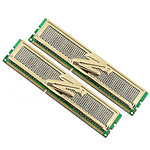 OCZ Gold Low Voltage 4 Go (2x 2Go) DDR3 1066 MHz