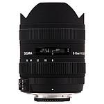 SIGMA 8-16mm F4,5-5,6 DC HSM monture Nikon