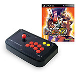 Super Street Fighter IV et Hori Real Arcade Pro.3 (PS3)