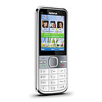 Nokia C5 Blanc