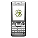 Sony Ericsson Elm Argent