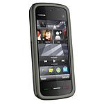 Nokia 5230 Navigation Noir/rouge