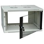 Dexlan coffret réseau - fixe - largeur 19'' - hauteur 9U - profondeur 45 cm - charge utile 35 kg - coloris gris