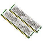 OCZ Platinum Edition 4 Go (2x 2Go) DDR3 2000 MHz