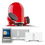 Sonos Bundle 250 + Focal Dôme Pack 2.1 Imperial Red
