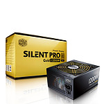 Cooler Master Silent Pro Gold 1200W Modular 80PLUS Gold