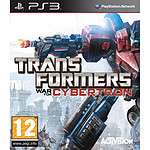 Transformers : War For Cybertron (PS3)