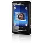Sony Ericsson Xperia X10 mini Noir