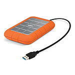 LaCie Rugged Hard Disk 750 Go USB 3.0