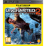 Uncharted 2 : Among Thieves Platinum (PS3)