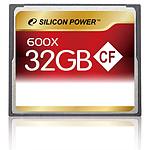 Silicon Power CompactFlash Professional 32 Go 600x