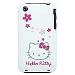 Hello Kitty - Coque Arrière pour iPhone 3G / 3GS (coloris blanc)