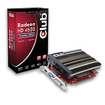 Club 3D Radeon HD 4650 1024 MB Noiseless Edition
