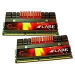 G.Skill FLARE Series 4 Go (2x 2Go) DDR3 1800 MHz