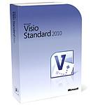 Microsoft Visio Standard 2010 Boîte