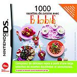 """""""1000 recettes de cuisine avec ELLE à table"""" (Nintendo DS)"""