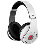Monster Cable Beats by Dr .Dre Studio Blanc