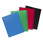 Protège-documents A4 160 vues Noir