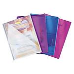 Elba 5 Protège-documents A4 80 vues coloris acidulés