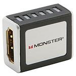 Monster Cable Coupleur HDMI Connecteurs plaqués Or