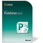 Microsoft Publisher 2010 Version Boîte