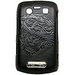 "Ed Hardy - Executive Faceplate BlackBerry Bold 9700 ""Tiger"" Brown"