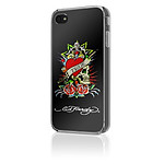 "Ed Hardy - Faceplate iPhone 4 ""True"""