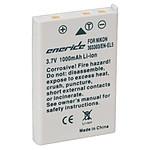 Eneride Batterie compatible EN-EL5 (Coolpix 3700, / 4200 / 5200 / 5900 / 7900 / P100 / P3 / P4 / P5000 / P5100 / P6000 / P80 / P90 / S10)