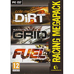 Racing Mega Pack : DIRT/GRID/FUEL (PC)