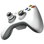 Microsoft Xbox 360 Controller Wireless Blanc