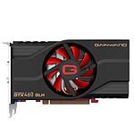 Gainward GeForce GTX460 1024 MB Golden Sample Goes Like Hell