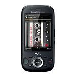Sony Ericsson Zylo Noir