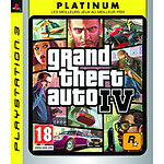 GTA IV - Grand Theft Auto IV Platinum (PS3)