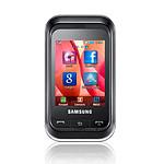 Samsung Champ GT-C3300 Noir