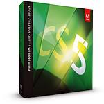 Adobe Creative Suite 5 Web Premium PC Mise à jour depuis CS4
