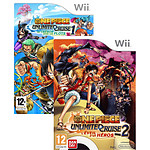 One Piece Unlimited Cruise 1 & 2 (Wii)