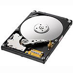 Seagate Momentus SpinPoint M7 Enhanced 160 Go SATA 3Gb/s