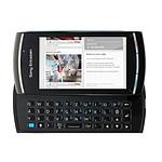 Sony Ericsson Vivaz Pro Qwerty Noir