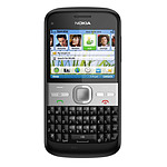 Nokia E5 Noir
