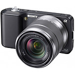 Sony NEX-3 Noir + Objectif 18-55 mm