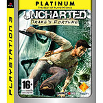 Uncharted : Drake's Fortune Platinum