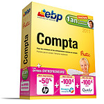 EBP Compta Pratic 2011 + 1 an d'Assistance + Offres Entrepreneurs