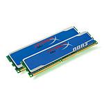 Kingston HyperX blu 4 Go (2x 2 Go) DDR3 1333 MHz