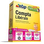EBP Compta Libérale Classic 2011 + 1 an d'assistance + Offres Entrepreneurs