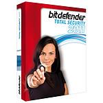 BitDefender Entreprise Total Security 2011 2 ans 5 postes
